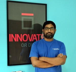 Kiran Kalakuntla, Founder & CEO, eKincare