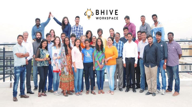 BHIVE Workspace Raises $1 Million Funding Led by Blume Ventures