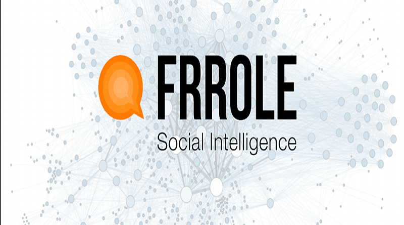 Data Analytics Startup, Frrole Announces BIG LEAP in Global Social Intelligence