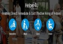 Mumbai based startup Helper4U helps in effecient and cost effective hiring of Helpers
