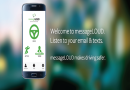 NYC based startup messageLOUD lets you read your messages out loud safely while you drive