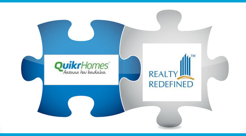 QuikrHomes Partners with Realty Redefined to Celebrate World Brokers Day