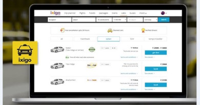 ixigo launches Outstation Cab Booking with Reverse Bidding Model