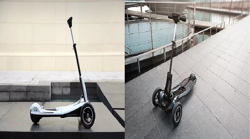 TRANSBOARD: The New Generation of Electric Scooter from Mercane Wheels