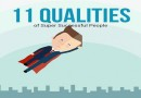 11 Qualities of Super Successful People